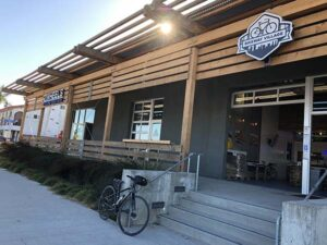 bikeway village coffee - San Diego Scenic Cycle Tours