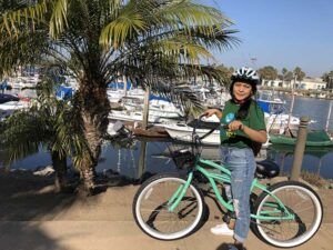 love trees and boats - San Diego Scenic Cycle Tours