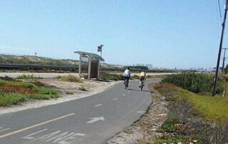 Mission Bay in February - San Diego Scenic Cycle Tours