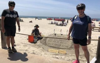 The Sandcastle Man - San Diego Scenic Cycle Tours