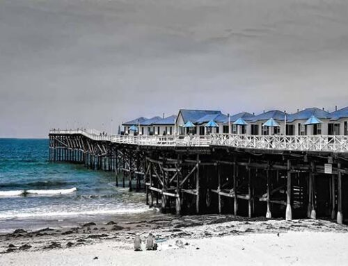 Crystal Pier Cottages