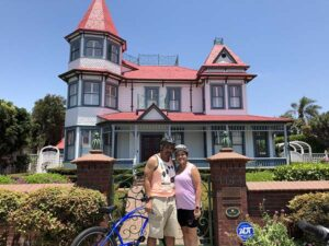 Baby Del - San Diego Scenic Cycle Tours