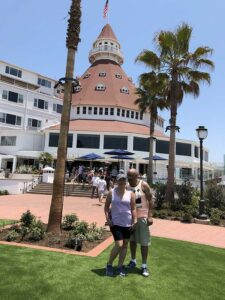 Hotel Del - San Diego Scenic Cycle Tours