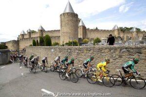 tour de france castles - San Diego Scenic Cycle Tours