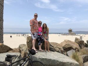 coronado beach - San Diego Scenic Cycle Tours