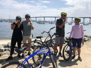 50th and 1st Wedding Anniversaries! - San Diego Scenic Cycle Tours