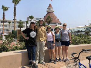 new hotel del - San Diego Scenic Cycle Tours
