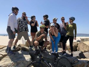birthday party - San Diego Scenic Cycle Tours