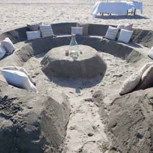 hotel del sand tables - San Diego Scenic Cycle Tours