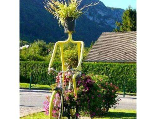 Bike Pot Head