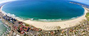 aerial view of coronado - San Diego Scenic Cycle Tours