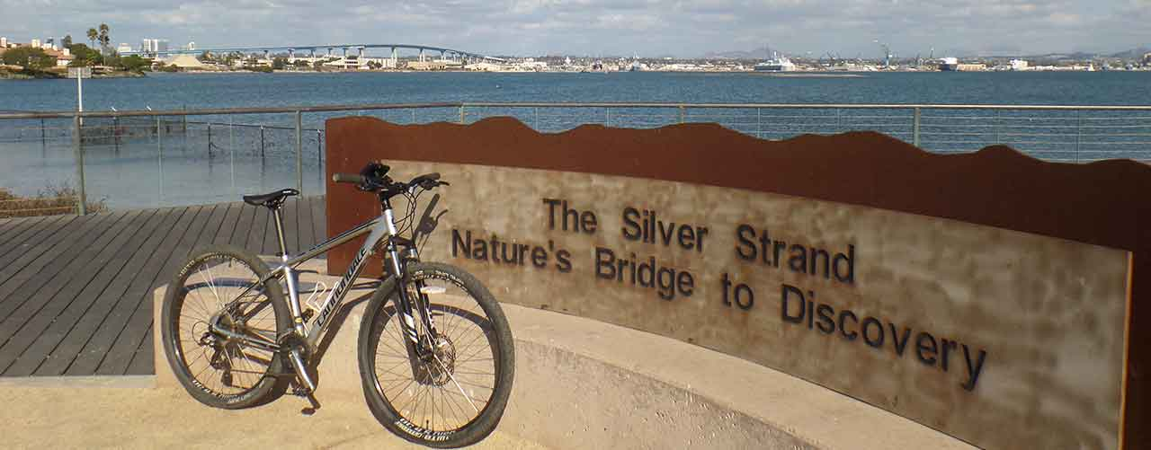 silver strand rest stop - San Diego Scenic Cycle Tours