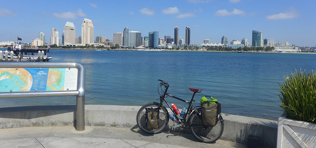 silver strand bike path rest stop - San Diego Scenic Cycle Tours