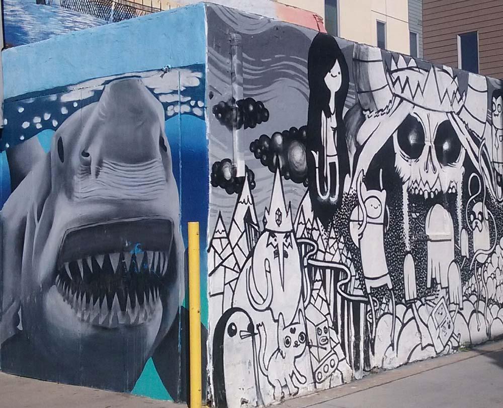 IB Street Art - San Diego Scenic Cycle Tours