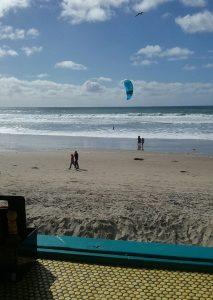 kite surfing - San Diego Scenic Cycle Tours