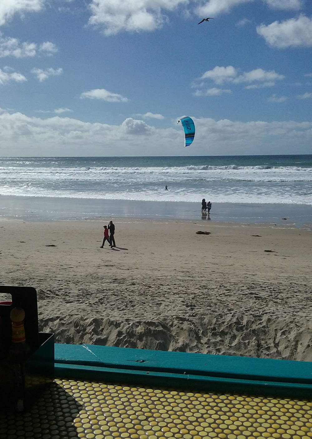 kite surfing - San Diego Scenic Cycle Tours