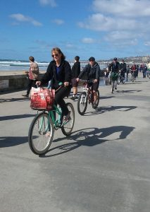 mission bay boardwalk - San Diego Scenic Cycle Tours